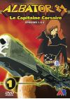 Albator 84 - Le Capitaine Corsaire - Vol. 1 - DVD