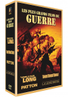 Les Plus grands films de guerre - Le jour le plus long + Tora ! Tora ! Tora ! + Patton + La ligne rouge (Pack) - DVD
