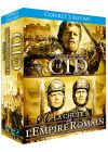 Anthony Mann : Le Cid + La chute de l'empire romain (Pack) - Blu-ray