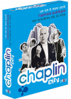 Chaplin City - Coffret - Un roi à New York + L'opinion publique + Les lumières de la ville - DVD