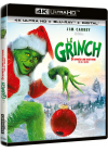 Le Grinch (4K Ultra HD + Blu-ray + Digital) - 4K UHD