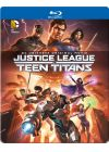 La Ligue des justiciers vs les Teen Titans (Édition SteelBook) - Blu-ray