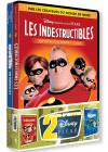 Les Indestructibles + Le monde de Némo (Pack) - DVD
