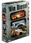 Coffret Vin Diesel - Les chroniques de Riddick + Pitch Black + Fast and Furious - DVD