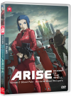 Ghost in the Shell : Arise - Les Films - Border 1 : Ghost Pain + Border 2 : Ghost Whispers - DVD