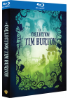 La Collection Tim Burton - Charlie et la chocolaterie + Les noces funèbres + Sweeney Todd + Dark Shadows (Pack) - Blu-ray