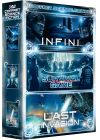 Science-Fiction n° 2 : Infini + Survival Game + The Last Invasion (Pack) - DVD
