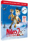 Niko, le Petit Renne 2 (Édition Collector) - Blu-ray 3D