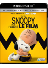Snoopy et les Peanuts - Le Film (4K Ultra HD + Blu-ray + Digital HD) - Blu-ray 4K