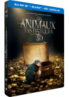 Les Animaux fantastiques (Combo Blu-ray 3D + Blu-ray + DVD - Édition boîtier SteelBook) - Blu-ray 3D