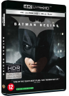 Batman Begins (4K Ultra HD + Blu-ray) - Blu-ray 4K