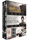 Guerre - Coffret 3 films : Le jour le plus long + Patton + Tora ! Tora ! Tora ! (Pack) - DVD