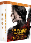 Hunger Games - L'intégrale : Hunger Games + Hunger Games 2 : L'embrasement + Hunger Games - La Révolte : Partie 1 + Partie 2 - DVD