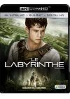 Le Labyrinthe (4K Ultra HD + Blu-ray + Digital HD) - Blu-ray 4K