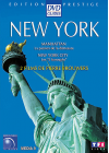 "Coffret Prestige New York - Manhattan, la passion de la démesure + New York City, les ""5 boroughs"" (Édition Prestige) - DVD"
