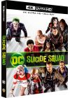 Suicide Squad (4K Ultra HD + Blu-ray Extended Edition + Digital HD) - Blu-ray 4K