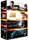 The Blues Brothers + Jimi + Get On Up + Ray (Pack) - DVD