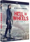 Hell on Wheels - Saison 4 - Blu-ray