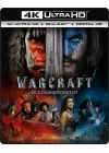 Warcraft : le commencement (4K Ultra HD + Blu-ray + Copie Digitale UltraViolet) - Blu-ray 4K