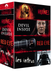 Paramount Collection Horreur : Les ruines + Devil Inside + Red Eye + Les intrus (Pack) - DVD