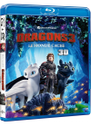 Dragons 3 : Le Monde caché (Blu-ray 3D + Blu-ray + Digital) - Blu-ray 3D