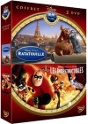 Ratatouille + Les Indestructibles - DVD