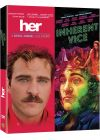 Her + Inherent Vice (Pack) - DVD