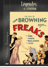 Freaks, la monstrueuse parade - DVD