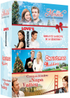Noël n° 2 : Christmas Wedding + Mrs Miracle + Love's Kitchen + Coup de foudre à Napa Valley (Pack) - DVD