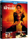 The Karate Kid (2010) + Karaté Kid + Karaté Kid II (Pack) - Blu-ray