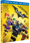 Lego Batman, le film (Combo Blu-ray 3D + Blu-ray + DVD + Copie digitale) - Blu-ray 3D