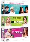 Comédies ! - Coffret - En cloque, mode d'emploi + The Holiday + La rupture (Pack) - DVD