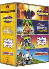 Paramount Collection Animation : La famille Delajungle, le film + Jimmy Neutron, un garçon génial + Les Razmoket, le film + La ferme en folie (Pack) - DVD