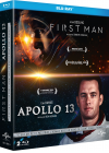 First Man + Apollo 13 (Pack) - Blu-ray