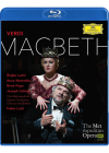 Anna Netrebko : Macbeth - Blu-ray