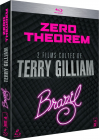 2 films cultes de Tery Gilliam : Zero Theorem + Brazil (Pack) - Blu-ray