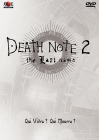 Death Note 2 - The Last Name (Édition Limitée) - DVD