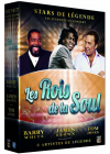 Les Rois de la Soul : Barry White + James Brown + Tom Jones - DVD