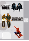 Flix Box - 25 - Men in Black II + Bad Boys II + Spider-Man - DVD