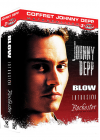 Johnny Depp - Coffret 3 DVD (Pack) - DVD