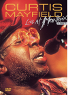Mayfield, Curtis - Live At Montreux - DVD