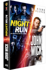 Night Run + John Wick (Pack) - DVD