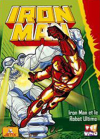 Iron Man - Vol. 2 - Episodes 5 à 8 - Iron Man et le robot Ultimo - DVD