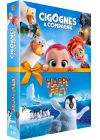 Cigognes et compagnie + Happy Feet (Pack) - DVD