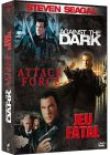 Steven Seagal - Coffret 3 films (Pack) - DVD