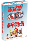 On arrive quand ? + Ecole paternelle (Pack) - DVD