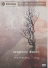 Tangerine Dream - Live in America / 1992 (+ 1 CD Audio) - DVD