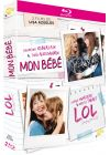 2 films de Lisa Azuelos : Mon bébé + LOL (Laughing Out Loud) ® - Blu-ray
