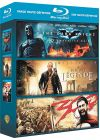 Coffret action - 3 films (Pack) - Blu-ray