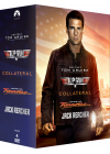 Coffret Tom Cruise : Jack Reacher + Collateral + Top Gun + Jours de tonnerre (Pack) - DVD